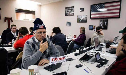 """Trump's campaign wants to salvage his ground game. But an expert says """"the damage is done."""""""